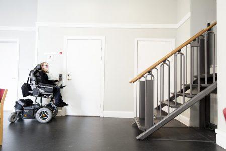 ako prekonať schody